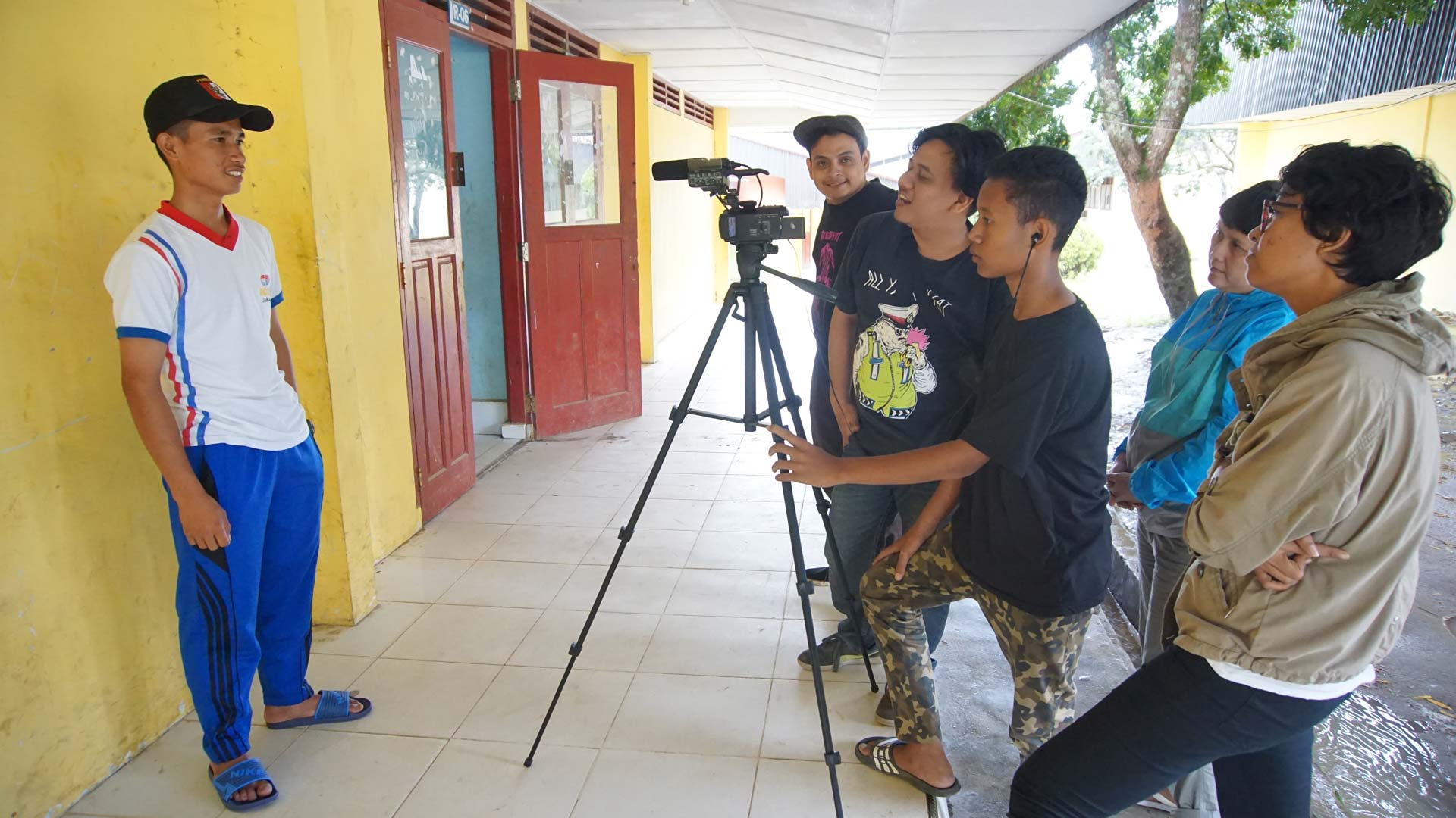 Behind The Scene | Ahu Parmalim